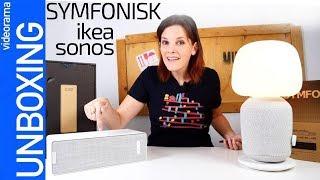 Ikea Sonos Symfonisk -el altavoz inteligente más BRILLANTE-