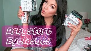 Drugstore Eyelashes : Beauty on a Budget | SCCASTANEDA