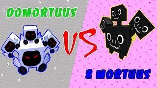 POWER 8 RAINBOW MORTUUS & REVIEW RAINBOW DOMORTUUS - SUPER STRONG || ROBLOX Pet Simulator