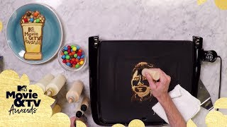 Dr. Dan Makes Chris Pratt Into a Pancake! | 2018 MTV Movie & TV Awards