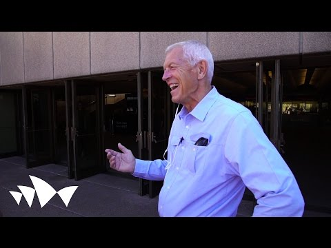 A Private Tour of the Opera House with Architect Jan Utzon