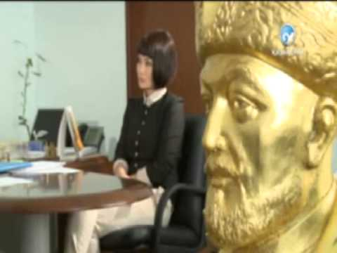 Nurorda in Kazakhstan TV Channel's 'ELORDA' programme