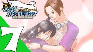 Phoenix Wright: Ace Attorney Trilogy Walkthrough Gameplay Part 7 - Case 7 (PC Remastered)