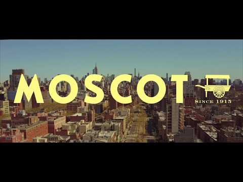 MOSCOT. NYC. SINCE 1915.