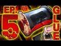 HARLEY QUINN MALLET TUTORIAL (ft. Glam&Gore) | Episode 5: Glue & Assembly