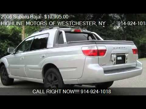 2006 subaru baja turbo for sale in ossining ny 10562 youtube 2006 subaru baja turbo for sale in ossining ny 10562 sciox Image collections