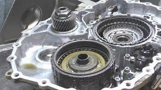 "Отзыв о ремонте вариатора JATCO JF011E, Nissan Qashqai в ""Технология Ремонта"""