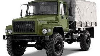 Наши Тесты ГАЗ-33081