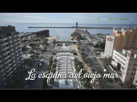 Almería, bella y única en 'La esquina del viejo mar'. Almería