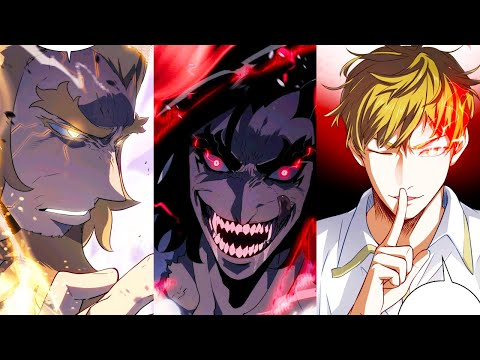 Top 10 Manhwa/Manhua Where MC has God/Demon Level Powers