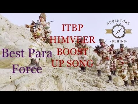 ITBP Song | Indo Tibetan Border Police Force Song by Sonu Nigam 2018