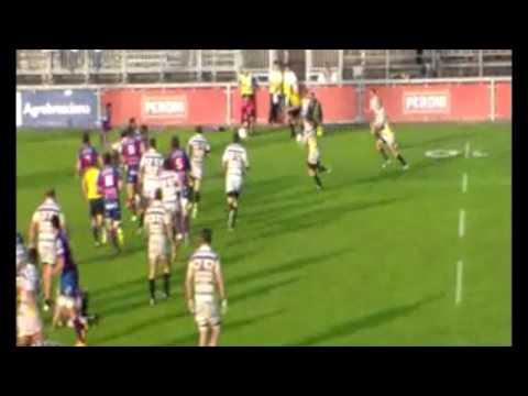 Ben Seymour Rugby Calvisano