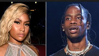 Nicki Minaj calls out Travis Scott over album sales says Kylie helped, calls out streaming services