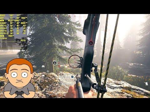 Far Cry 5 Pc Ultra GTX 1080 TI 8700K Frame Rate Performance Test