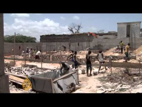 Mogadishu's housing boom