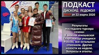 Результаты X зимней юношеской Спартакиады учащихся России всё остальное отменили Другие новости