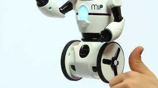 Зустрітися МІП™, Твій Новий Друг Робот!