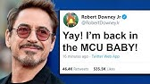 How Tony Stark is Coming Back to The MCU