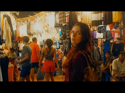 Goa Night Market & Night Life