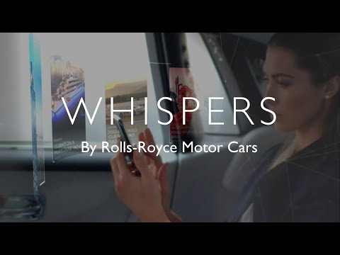 Whispers By Rolls-Royce Motor Cars