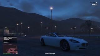 GTA V mission