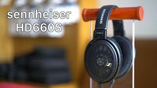 Trên tay tai nghe Sennheiser HD660S