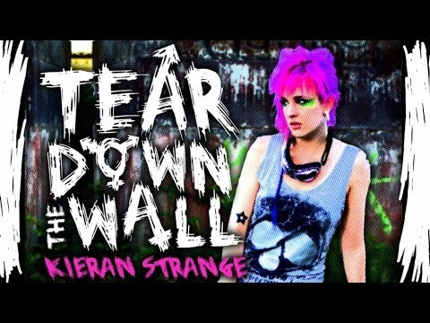 Kieran Strange - Tear Down The Wall (TV's THE SWITCH Official Song)