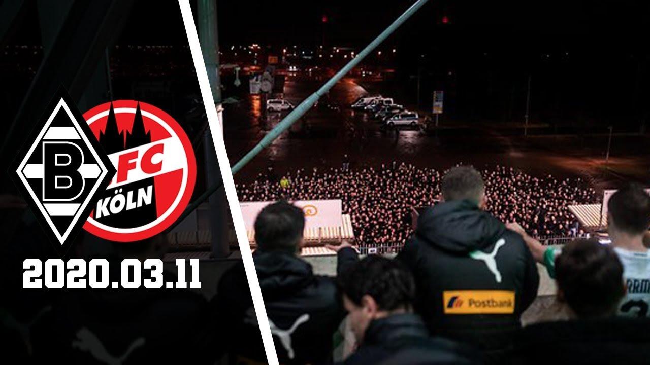 gladbach fans derbysieger bor monchengladbach 1 fc koln 2020 03 11 bmg koln 0 0