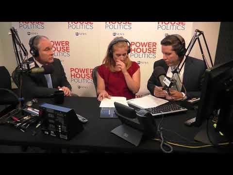 EPA administrator Scott Pruitt on Hurricane Irma: 'Powerhouse Politics Podcast'