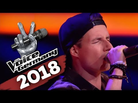 Calum Scott - You Are The Reason (Damiano Maiolini) | The Voice Of Germany | Blind Audition