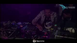 DJ Paroma live at The Bottom End, Melbourne on 1st Jul 16' (Aus-NZ tour)