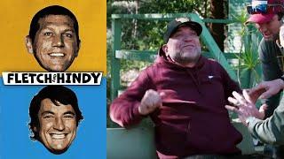 Fletch & Hindy | Gorden Tallis faces his biggest fear...snakes