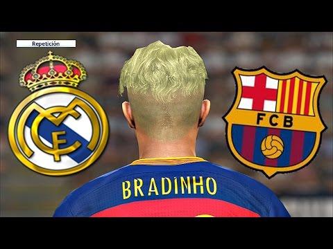 LA LIGA MÁS IGUALADA DE LA HISTORIA!! ¿FC BARCELONA O REAL MADRID? | PES 2016 BAL #98