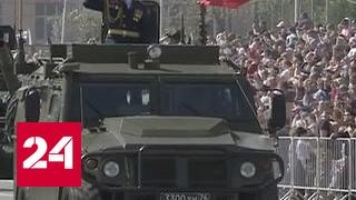 Самара. Парад Победы 2017