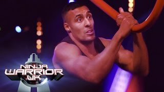 The redemption of Ruel da Costa | Ninja Warrior UK
