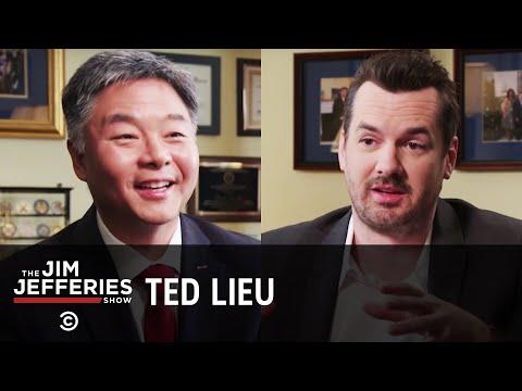 Congressman Ted Lieu - Trolling the President - The Jim Jefferies Show