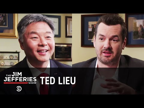 Congressman Ted Lieu - Trolling the President - The Jim Jefferies Show