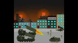 Pivot Alien Invasion Fight War Animation (Part 9)