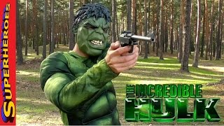 New Sniper Hulk In Real Life BB Air Pellet Nerf Gun War, Pellet Rifle and Pistol (Airsoft)