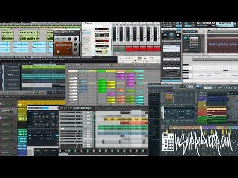 10 Programas Para La Producción de Musical y Gracabión y Edición de Voces