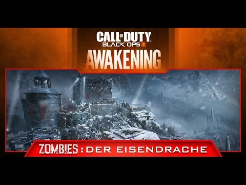 Découverte Zombies dlc AWAKENING: Der eisendrache