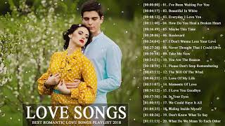 Top 100 Romantic Songs Ever | Best English Love Songs 80's 90's Playlist | Love Songs Collection