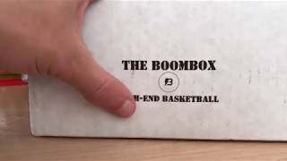 The Original Boombox Basketball! June High End! ** Nice Pack Lineup **
