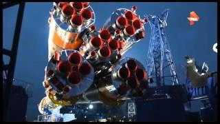 Опубликовано видео запуска ракеты