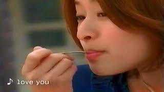 島袋寛子 グリコ 10種の野菜とアロエのヨーグルト CM ZELOGチャンネルへ...