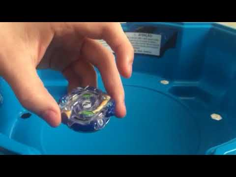 Hyrus H2 Yell Needle | Beyblade Review