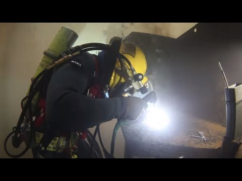 Underwater Welding - Find Out How You Learn At Dive School