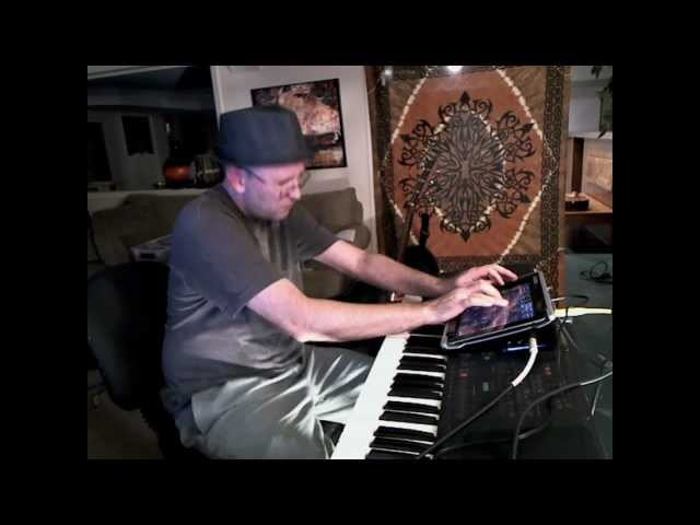Tim Behrens - Improv - Sampletank iOS and Geo Synthesizer