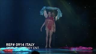 Quick Change Magic Act (#0914 Italy)