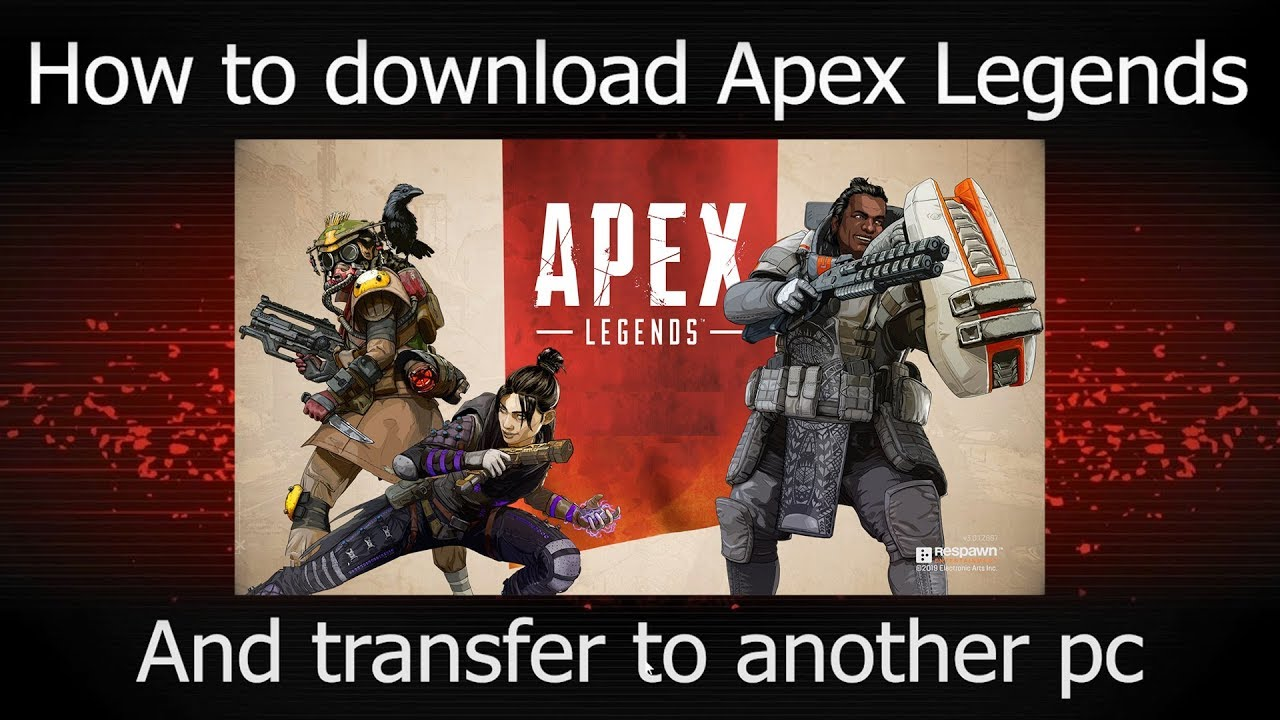 download apex legends pc origin